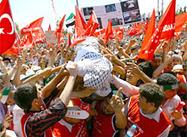 European Union Condemns Israeli