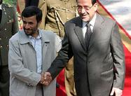 Maliki In Tehran For Oil Deal 60