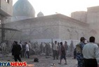 52 Killed in Karbala Bombing; Bombing in Karrada Wounds 8; Cheney and McCain in Baghdad