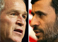 Bush Lies about Iran on Now-Ruz