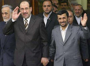 2 GIs Killed, 18 Wounded; Al-Maliki Tries to Reassure Tehran; Mudarrisi Denounces Security Accord
