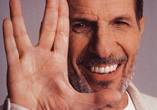 Leonard Nimoy's Last Wishes for Israel and Palestine