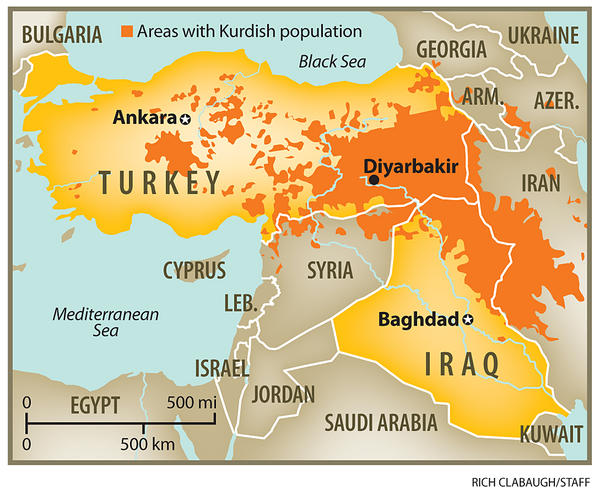 Turkey Goes Into Iraq After Kurdish Attack Informed Comment