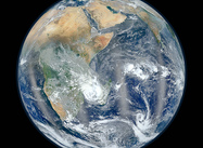 NASA's Dangerous new Blue Marble