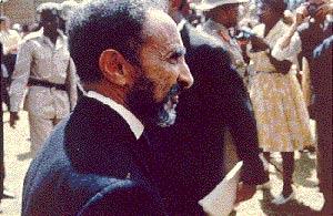 Haile Selassie 1963