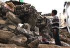Gaza in Rubble, and Slim hopes for Peace (Abdel Kouddous)