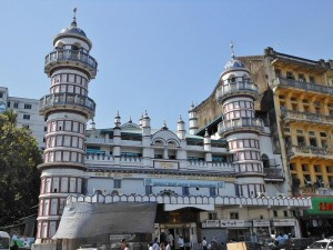 Mosque in Yangon, Myanmar. (January 4, 2013) photo by Michael Coghlan from Adelaide, Australia