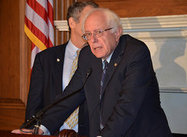 Sanders: Climate Change more Menacing than Terrorism (Germanos)