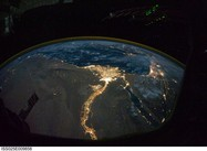Photo of the Day:  Nile Valley from Space