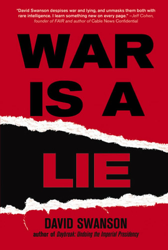 War is a Lie (cover graphic)