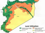 Map: Syria Land Use