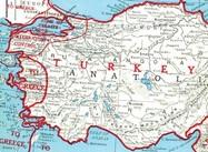 Turkey, 1920