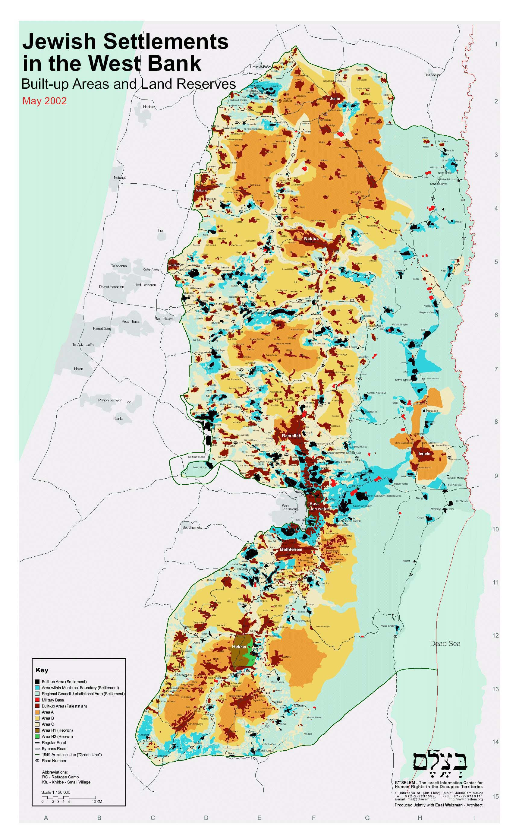 Settlements  West Bank...