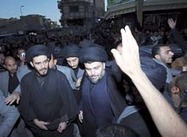 Sadr Returns Triumphantly to Najaf