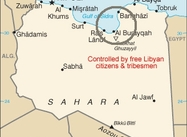 30% of Libya in Hands of Youth Movement