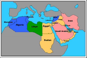 North Africa and ME