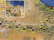 Qaddafi Explores Routes to Flee Libya as Rebels Advance