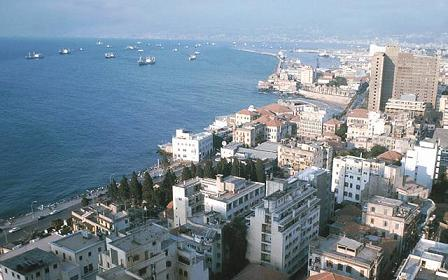 Beirut in 1974