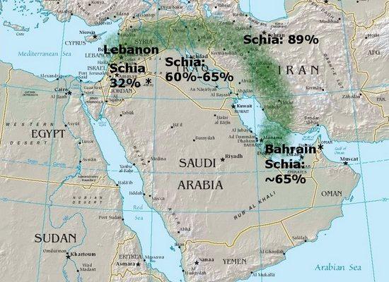 Turkey Warns against Sunni-Shiite Civil War in Mideast