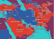 Ring of Iranian Bases Threatens US