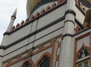 Sultan Mosque Singapore (Photo)