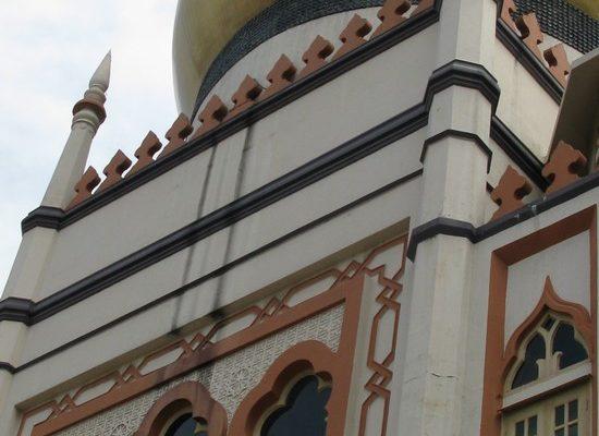 Sultan Mosque Singapore (Photo)