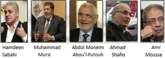 egyptpresidents