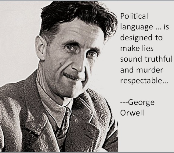 '1984,' Orwell and religion