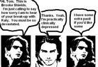 Feminist Brooke Shields-Tom Cruise Cartoon of the Day