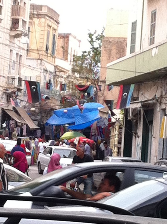 Shopping in Tripoli