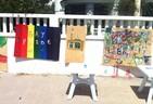 Street Art in Honor of 100 Years of LaMarsa, Tunisia (Photo)