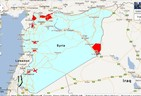 Free Syrian Army Controls Border Areas