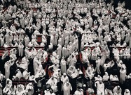 """Kuwait Stock Exchange"" (Andreas Gursky Photograph)"