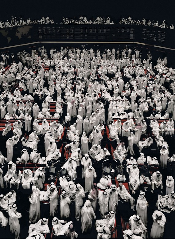 Gursky, Kuwait Stock Exchange