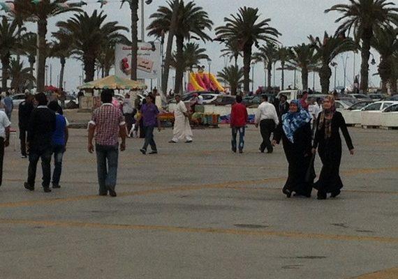Tripoli, Libya: Martyr's Square (Photo)