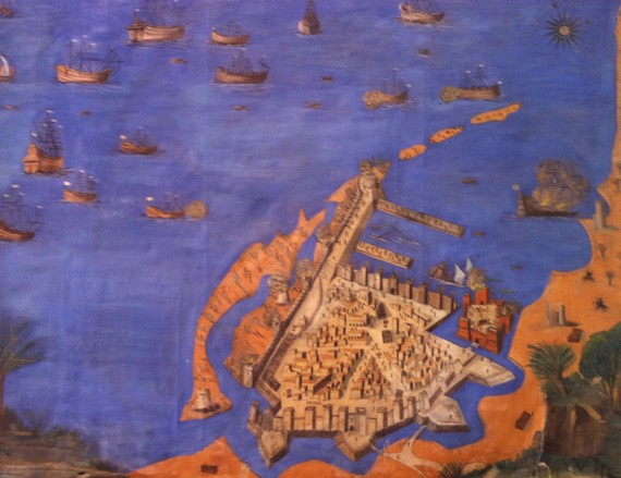 Spanish Conquest Tripoli