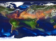 NASA:  Portrait of a Polluted Atmosphere