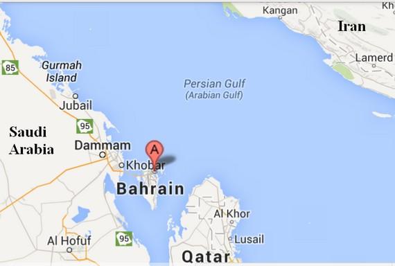 Bahrain Cracks Down In Bid To Stop Its Tamarod Movement A La - Where is bahrain