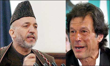 Karzai, Pakistan Protests against US Drone Strikes may force US out