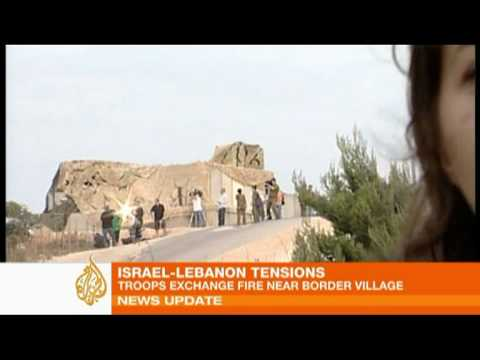 Israeli and Lebanese Armies Trade Fire; at least 4 Dead