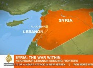 Israeli Gen. Charges Syria Chem Weapons Use:  Is Israel Allying with Sunnis to overthrow Alawites, cut off Iran?