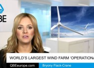 Amazing Green Energy News:  World's Largest Wind Farm opens in UK, as Libya prepares to go Solar