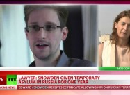 Putin as America's Frenemy:  The Snowden Paradox