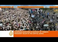 Arab Spring Protests Continue