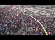 Bahrain Demonstrations Echoed in Iraq on Eve of Arab League Meeting
