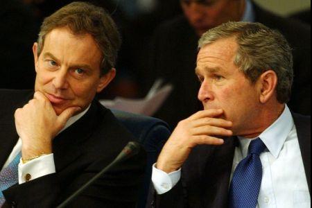 US tries to Censor British Report on Secret Bush-Blair Push for Iraq War (Lazare)