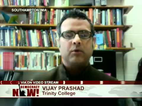 Debate on Libya:  Cole at Democracy Now!