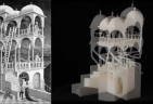 For Fun:  M.C. Escher Drawings brought to Life via 3-D Printer by Israeli Professor