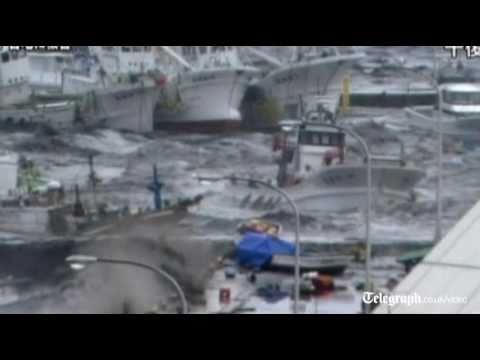 Earthquake/Tsunami reminds us of Futility of War