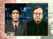 """Egypt is a Praetorian State:"" Cole on Democracy Now!"